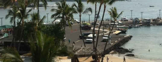 Courtyard by Marriott King Kamehameha's Kona Beach Hotel is one of Andy 님이 좋아한 장소.