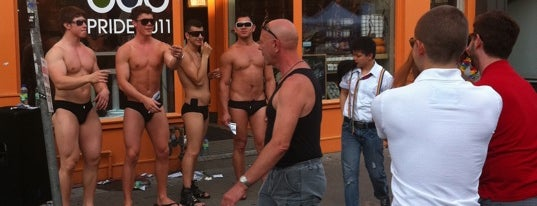 Pride Toronto 2012 is one of NewNowNext Travel.