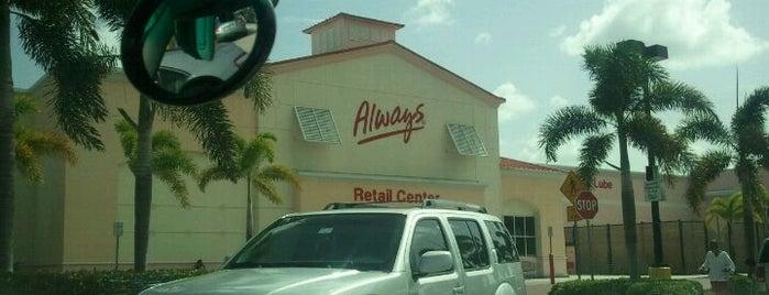 Walmart Supercenter is one of Florida.