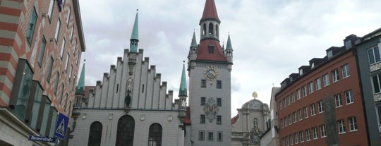Altes Rathaus is one of Around The World: Europe 1.