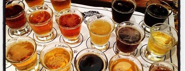 Sierra Nevada Brewing Co. is one of Best US Breweries--Brewery Bucket List.