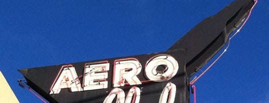 The Aero Club Bar is one of Favorite Haunts Insane Diego.