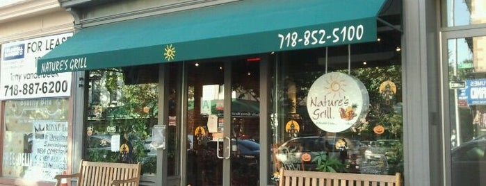 Nature's Grill Cobble Hill is one of Food.