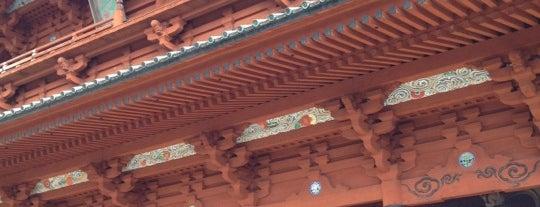 高野山 大門 is one of World heritage - KOYASAN.