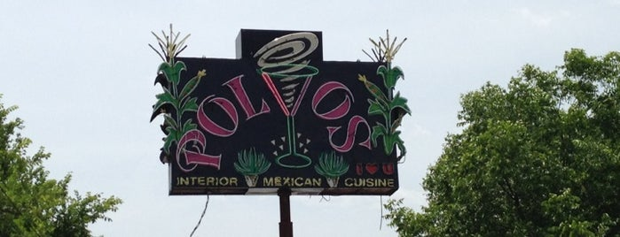 Polvos Mexican Restaurant is one of Austin Tex-Mex.