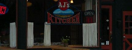AJ'S Kitchen is one of Top Picks for Restaurants/Food/Drink Spots.