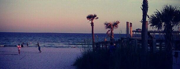 The Boardwalk - Okaloosa Island is one of Locais salvos de Chad.