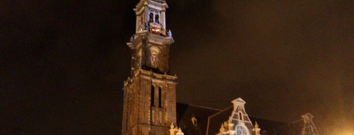 Westertoren is one of amsterdam.