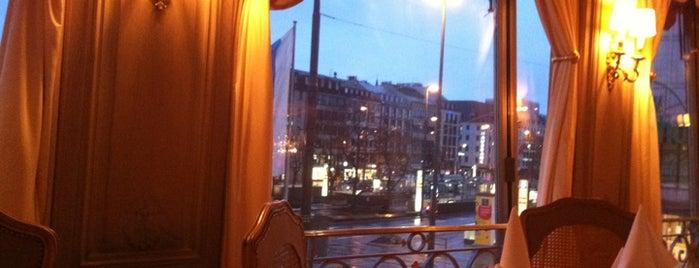 Hotel Königshof is one of Leo : понравившиеся места.
