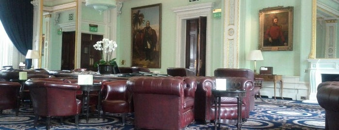 The East India Club is one of London.