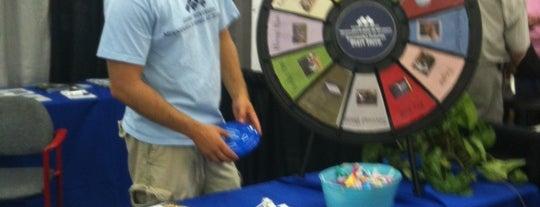 Education Building - Minnesota State Fair is one of Tempat yang Disukai Richard.