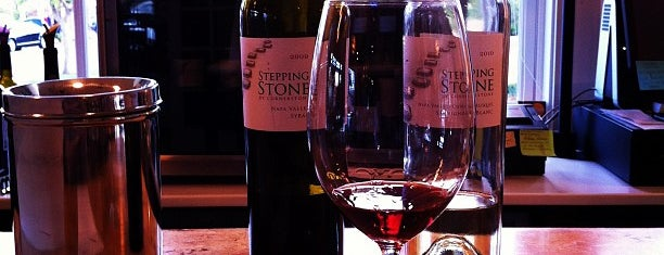 Cornerstone Cellars is one of Napa.