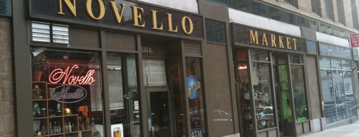 Novello Market is one of Murray Hill Supermarkets.