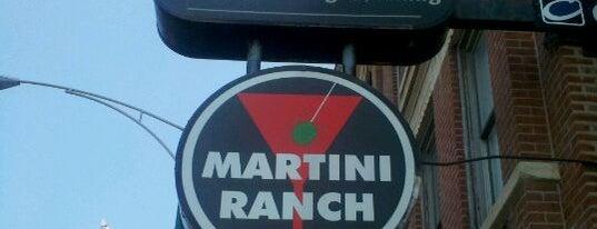 Martini Ranch is one of D: сохраненные места.
