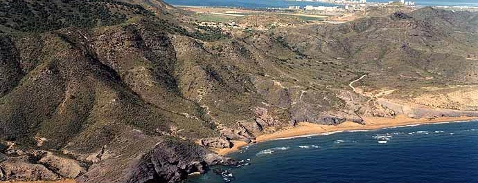 Playa de Calblanque is one of Tempat yang Disukai Mym.