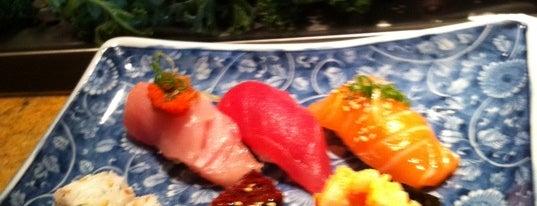 Sushi Ota is one of Best Sushi.