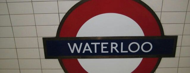 Waterloo London Underground Station is one of Underground Stations in London.