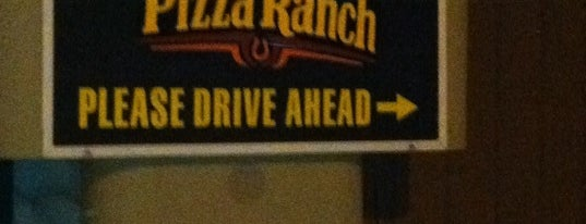 Pizza Ranch is one of Dan's Liked Places.