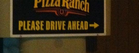 Pizza Ranch is one of Dan : понравившиеся места.