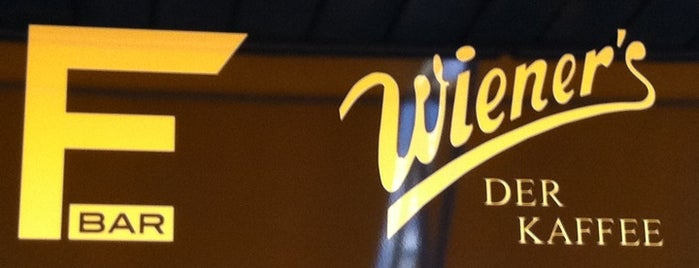 Wiener's is one of Munich And More Too.