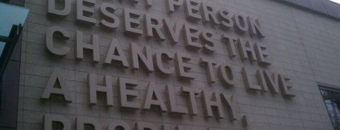 Bill and Melinda Gates Foundation is one of 2012 MLA Seattle.