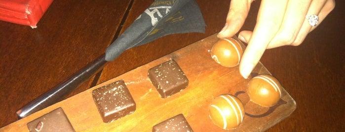 Ayza Wine & Chocolate Bar is one of 1.