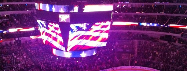 American Airlines Center is one of Venues and such....