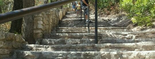 Covert Park at Mt. Bonnell is one of Must See Spots for Out-of-Towners.