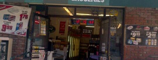 North Beach Food Mart is one of สถานที่ที่ Keven ถูกใจ.