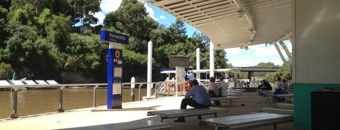 Parramatta Ferry Wharf is one of Australia - Sydney.