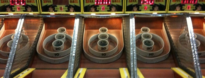 Leonelli's Playland Arcade is one of Places to see.