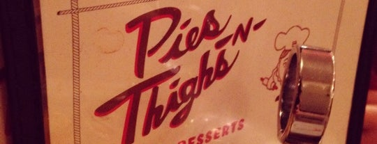 Pies 'n' Thighs is one of Gotta Try Donuts!.
