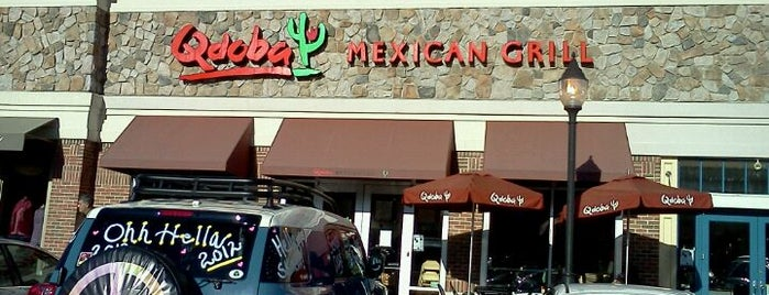 Qdoba Mexican Grill is one of Quick Service, Fast Food & Snacks.