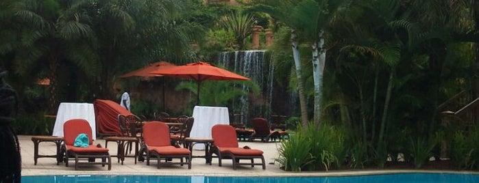Serena Hotel Kampala is one of Ilse'nin Beğendiği Mekanlar.