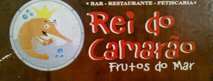 Rei do Camarão is one of Alan Jeffersonさんのお気に入りスポット.
