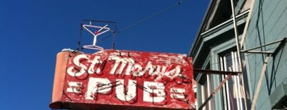 St. Mary's Pub is one of To Try.