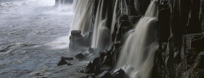 Selfoss is one of Iceland.