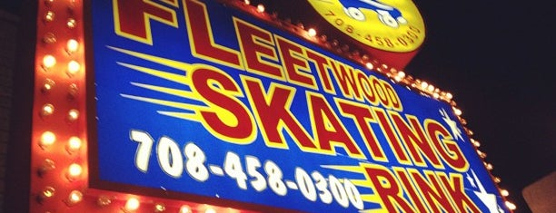 Fleetwood Skating Rink is one of Fun w Friends.