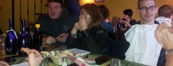 Giulio Pane e Ojo is one of Dove mangiare a Milano.