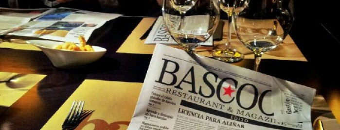 Bascook is one of My restaurants - Euskadi.