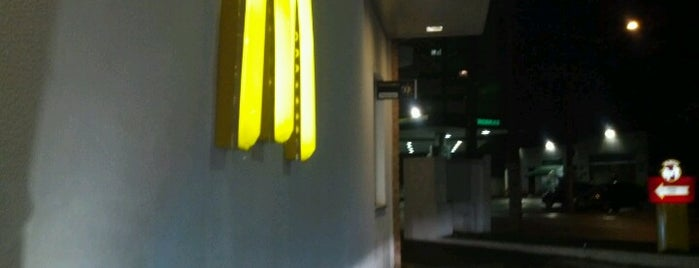 McDonald's is one of Tempat yang Disukai Bianca.