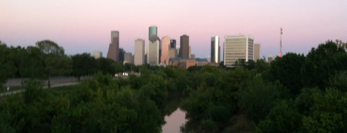 Buffalo Bayou Park is one of Places To Visit In Houston.