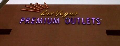 Las Vegas North Premium Outlets is one of Las Vegas.