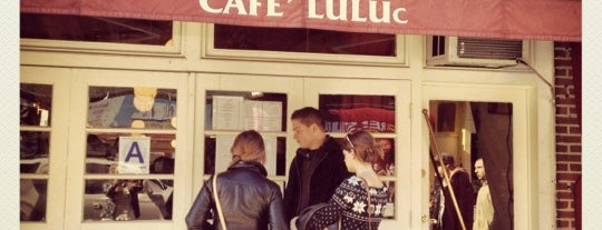 Cafe Luluc is one of BKLYN food.