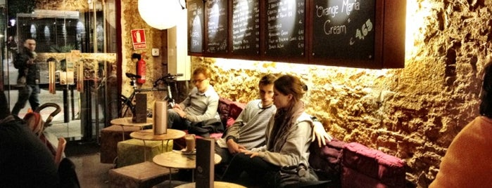Alsur Café (Palau) is one of Barcelona bucket list.