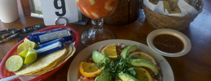 Ostioneria Colima is one of Arthur's Great Place To Eat.