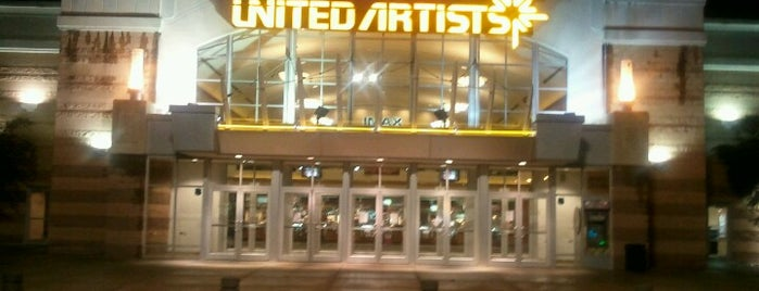 United Artists King of Prussia 16 IMAX & RPX is one of Movie Joints I Like.