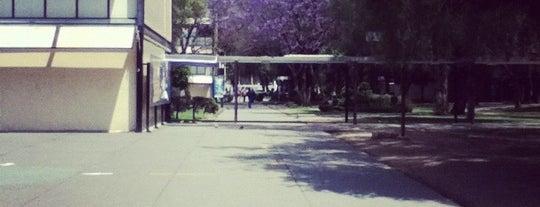 ESIQIE-IPN is one of Universidades Ciudad de México.