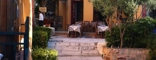 Palia Taverna tou Psarra is one of greece.
