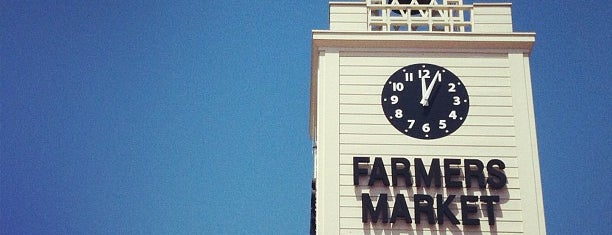 The Original Farmers Market is one of LA Places.